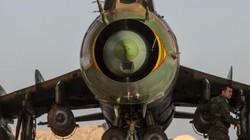 LHQ cảnh báo: Su-22 bị bắn rơi, xung đột Syria nguy cơ bùng nổ