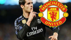 ĐIỂM TIN TỐI (21.6): Morata cãi lệnh Chủ tịch Perez để tới M.U