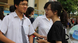 37 thí sinh bị đình chỉ trong buổi thi đầu tiên