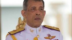 Vua Thái Lan bị bắn bằng súng hơi khi đạp xe ở Đức