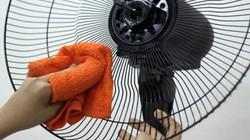 """""""Bí kíp"""" sử dụng quạt điện """"chuẩn chỉnh"""" ngày hè nắng nóng"""