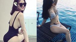 Em gái Angela Phương Trinh mặc bikini đẹp không thua chị
