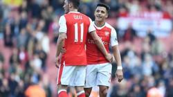 ĐIỂM TIN TỐI (23.6): Vì Ozil - Sanchez, Arsenal bán tháo bộ 3 tấn công