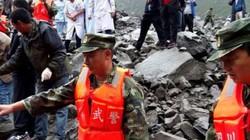 Lở đất kinh hoàng ở Trung Quốc, 141 người bị chôn vùi