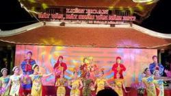 Lễ hội đền Lảnh Giang đón nhận bằng Di sản văn hóa phi vật thể