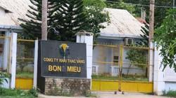 Đóng cửa mỏ vàng Bồng Miêu: DN đá bóng trách nhiệm cho địa phương?