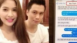 """Việt Anh lên tiếng sau tin nhắn """"muốn gặp gỡ riêng"""" của kẻ thứ 3"""