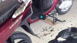 """Hàng loạt cửa hàng xe máy bất ngờ nhận """"mưa bom bẩn"""""""