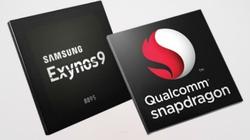 Galaxy S9 sẽ sử dụng cả chip Qualcomm 7nm và Exynos 8nm