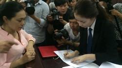 Tòa ghi âm, ghi hình 'nhân chứng bí ẩn' vụ Hoa hậu Phương Nga