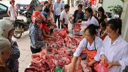 Sở NN Vĩnh Phúc mua lợn đắt bán thịt rẻ, 40 tấn thịt hết veo