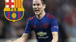 "M.U ""hét"" giá bán Ander Herrera cho Barcelona"