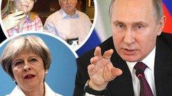 Vụ đầu độc điệp viên: Putin gửi 41 câu hỏi đòi Anh trả lời