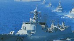Trung Quốc đang làm gì ở Ấn Độ Dương?