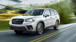 Đối thủ của Honda CR-V 2018: Subaru Forester 2019 tương lai về Việt Nam