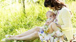Ngăn cản bà mẹ cho con bú, anh chàng bị mẹ dạy cho một bài học nhớ đời