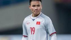 """Quang Hải bất ngờ được xếp """"chung mâm"""" với Ronaldo và Messi"""