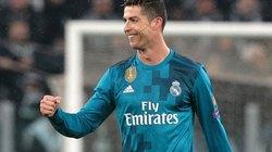 Ronaldo lập hàng loạt kỷ lục sau cú đúp vào lưới Juventus