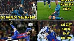 """ẢNH CHẾ BÓNG ĐÁ (5.4): Liverpool cho Man City """"ăn tỏi"""", Messi kém Ronaldo"""