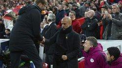 Quyết định của HLV Guardiola khiến Man City thảm bại trước Liverpool?