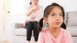 10 cách đơn giản để trị tận gốc tính bướng bỉnh của trẻ