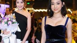 Tình cũ và tình mới của Phan Thành tránh mặt nhau trong sự kiện