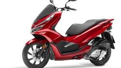 Honda PCX 125 2018 lộ diện cho thị trường châu Âu