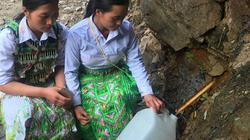 """Sơn La: Sự thật bất ngờ về """"mó nước thần chữa bách bệnh"""""""