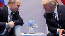Sau đòn trừng phạt Nga, Tổng thống Mỹ Trump vẫn muốn gặp ông Putin