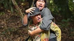 Huy Khánh gặp vận đen khi cõng Kiều Minh Tuấn đóng phim suốt một tháng