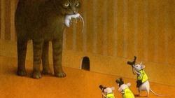 Những bức biếm họa khiến độc giả cười ra nước mắt
