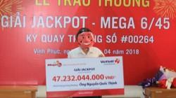 Chủ nhân jackpot 47 tỉ công khai tên nhưng quyết đeo mặt nạ
