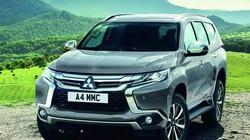 Bảng giá xe ôtô Mitsubishi Việt Nam cập nhật tháng 4/2018