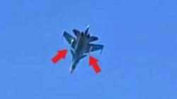"""Chiến đấu cơ Nga mang tên lửa """"dằn mặt"""" tàu Mỹ ngoài khơi Syria?"""