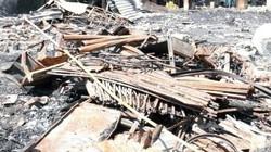 Cà Mau: Thầy giáo, học sinh bị cháy nhà nhận hỗ trợ của Bộ GDĐT