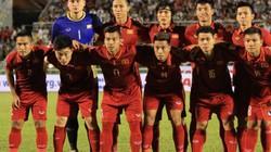 ĐT Việt Nam áp sát top 100 thế giới, xếp hạng 17 châu Á