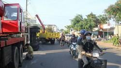 Lâm Đồng: Xe chở alumin mất lái, tài xế tử vong
