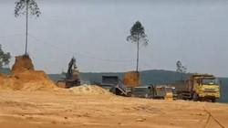 Phú Thọ: Xảy ra khai thác đất trái phép, trách nhiệm thuộc về ai?