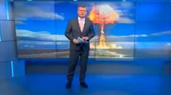 Truyền hình Nga chế nhạo nỗi lo sợ chiến tranh với Mỹ