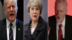 """Đối lập Anh tố Thủ tướng May """"nghe theo chỉ thị"""" của Mỹ"""
