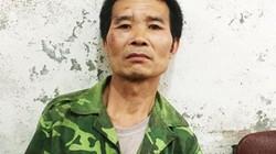 Trốn nã 13 năm, bị bắt trong rừng sâu cùng 5 khẩu súng