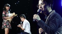 Màn cầu hôn của Trường Giang được tái hiện trong liveshow Hà Anh Tuấn