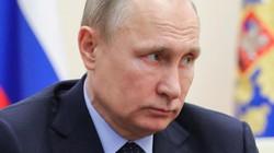 Putin cảnh báo hỗn loạn toàn cầu sau khi Mỹ nã tên lửa Syria