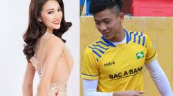 """Hotboy"""" U23 Việt Nam lên tiếng về tin đồn yêu Ngọc Nữ"""