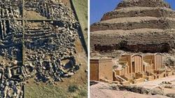Phát hiện kim tự tháp lâu đời nhất trên thế giới