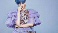 Nữ ca sĩ Trung Quốc nức tiếng chơi đồ hiệu