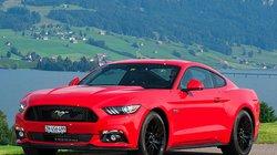 Ford Mustang là chiếc xe thể thao bán chạy nhất thế giới 2017