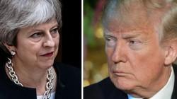 """Trump """"nổi đóa"""" với EU vì việc trục xuất nhà ngoại giao Nga"""