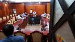 VFF họp kín với Lãnh đạo Bộ VHTT&DL: Bầu Đức nói không