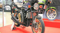 Soi 2018 Kawasaki Z900RS bản động cơ tăng áp
